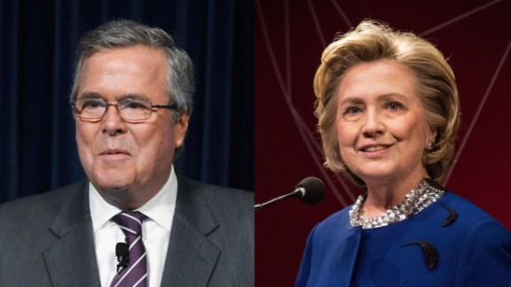 Jeb Bush leads a field of 2016 GOP candidates in New Hampshire, according to one poll.