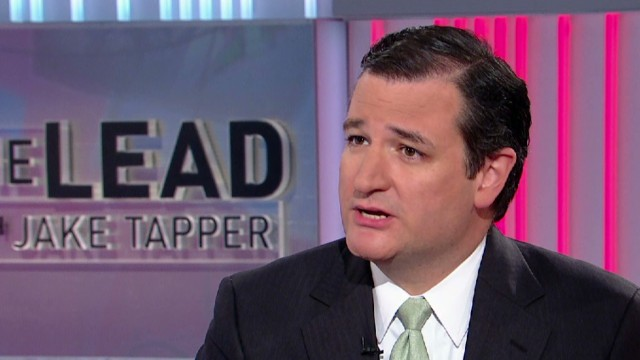 Cruz: Washington elites and GOP nominee