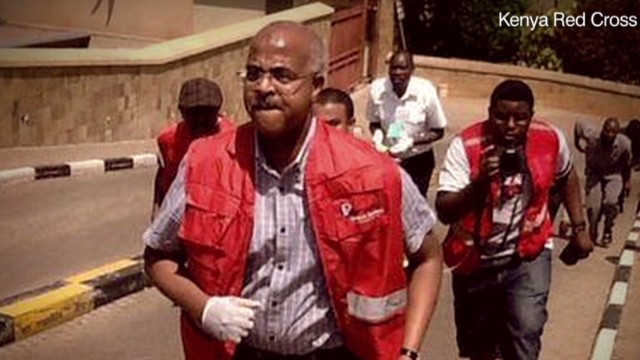 Terror attack changed Red Cross boss