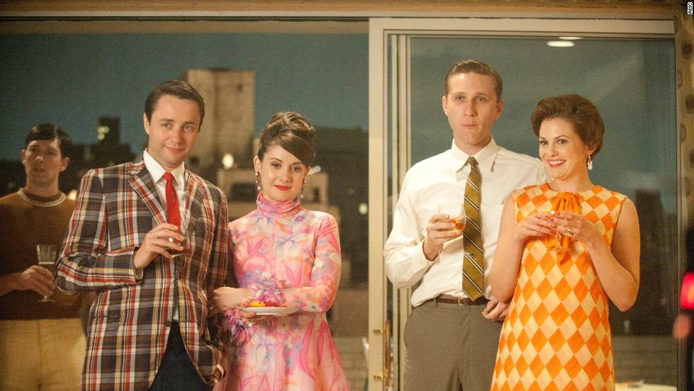 'Mad Men': How The Show's '60s Style Evolved