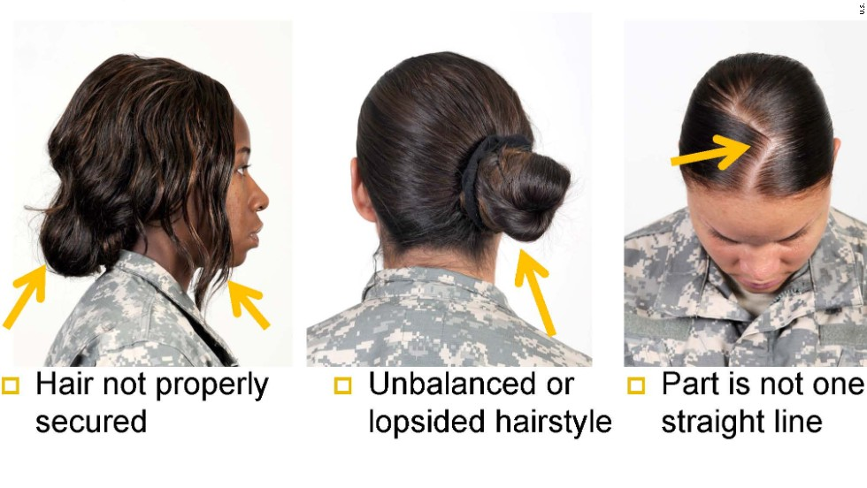 African American Lawmakers Ask Army To Reconsider New Hairstyle Rule