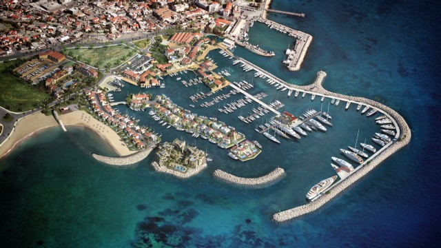 Could Cyprus be the next luxury yacht marina?