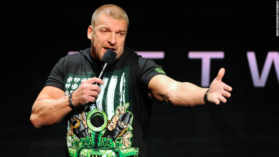 "Triple H is one of the biggest names in World Wrestling Entertainment (WWE), which is the modern incarnation of the World Wrestling Federation (WWF) that Ultimate Warrior once fought in. ""Saddened to announce the passing of the Ultimate Warrior,"" he said via his official Twitter account. ""Icon and friend. My sympathy to his wife Dana and his daughters."""