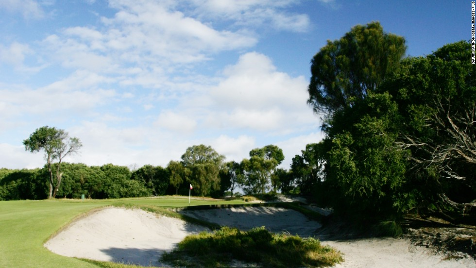 Alongside Augusta and Cypress Point, MacKenzie's most celebrated course is Royal Melbourne's west course in Australia. Those three regularly feature in the upper echelons of any list detailing the world's best golf courses.
