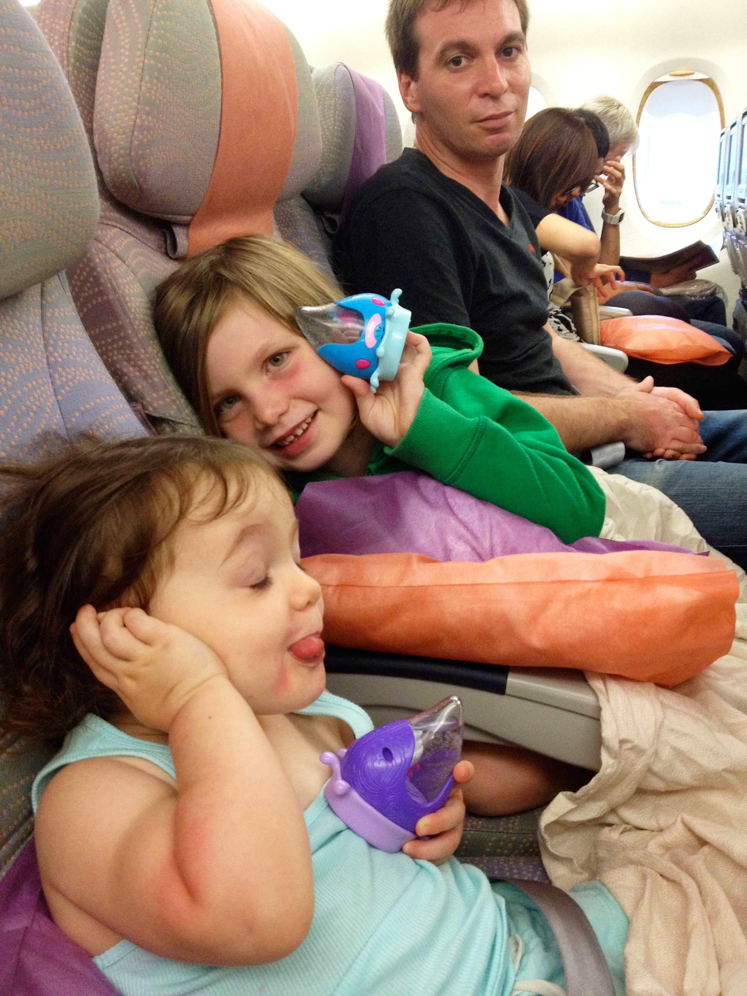 Flying with kids 9 tips for long haul flights with children
