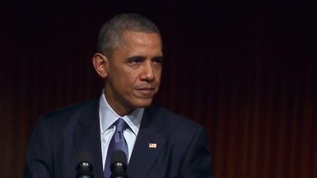 Obama: Cynicism often passes for wisdom