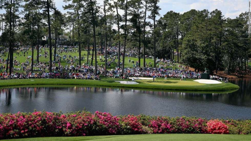 Westwood has recorded three top-five finishes at the Masters, finishing as runner-up in 2010 and 2016.