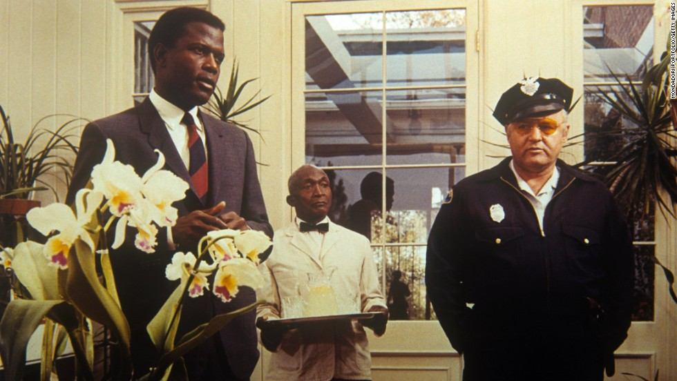 """In the Heat of the Night"" paired Poitier, as Philadelphia detective Virgil Tibbs, with a Southern sheriff played by Rod Steiger. The two solve a murder in the Deep South. The 1967 film won best picture of the year. Poitier's Tibbs character appeared in two sequels: ""They Call Me MISTER Tibbs"" (1970),  which references Poitier's most famous line in the original, and ""The Organization"" (1971)."