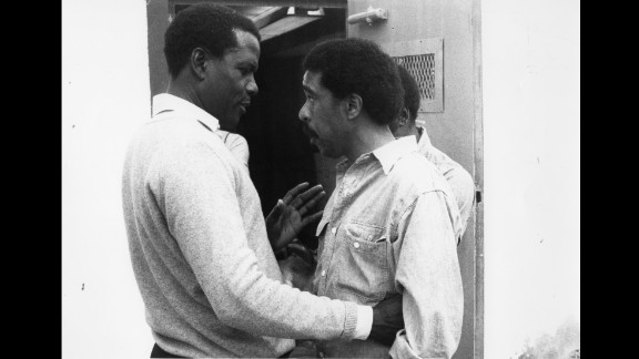 "Poitier's most successful film as a director was 1980's ""Stir Crazy,"" a box-office smash starring Richard Pryor and Gene Wilder as two men who get thrown in prison for a crime they didn't commit. The comedy made more than $100 million and was the third-highest-grossing film of the year."