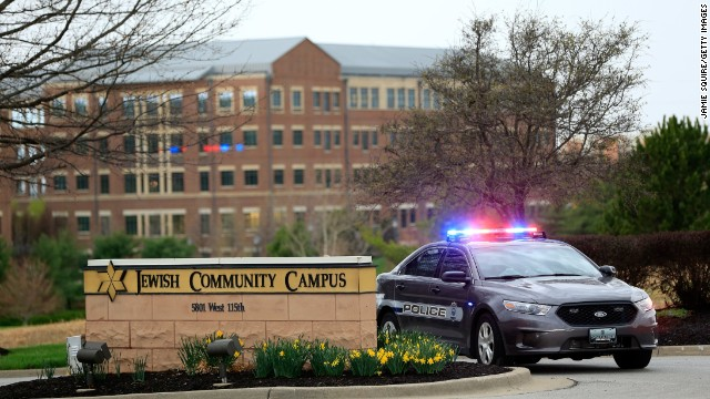 3 killed in shootings at Kansas City-area Jewish centers - CNN