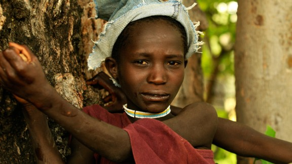 The Hadza face mounting challenges. In the past 50 years along, they have lost up to 90% of their land.