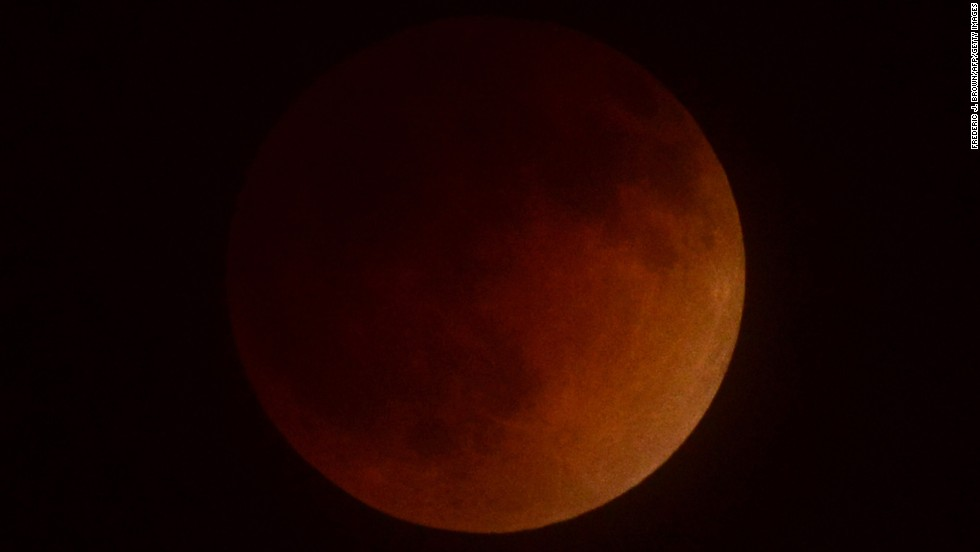 blood moon eclipse miami - photo #3