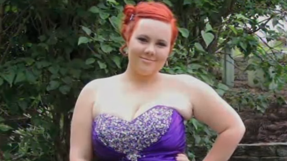 Brittany Minder was sent home from the 2013 Central Kitsap High School prom in Silverdale, Washington, because her dress did not cover her cleavage. She and her parents feel she was singled out by school administrators because she has a naturally large chest.