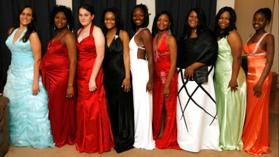 A year after they were sent home from the L.W. Higgins High School prom in Marrero, Louisiana, about two dozen students and their parents sued the school over its dress code, claiming it was discriminatory and violated state and federal laws. The girls were turned away from the prom for wearing dresses that did not cover their cleavage.