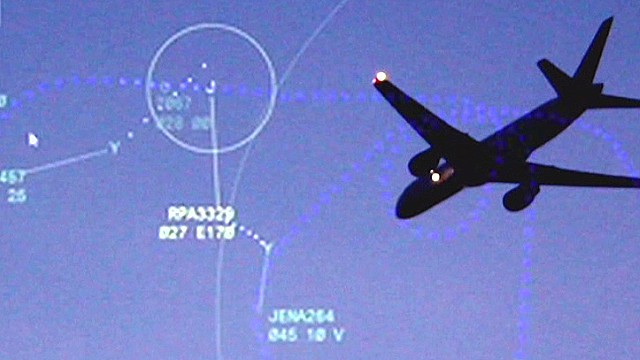 MH370's lack of cell traffic is a mystery