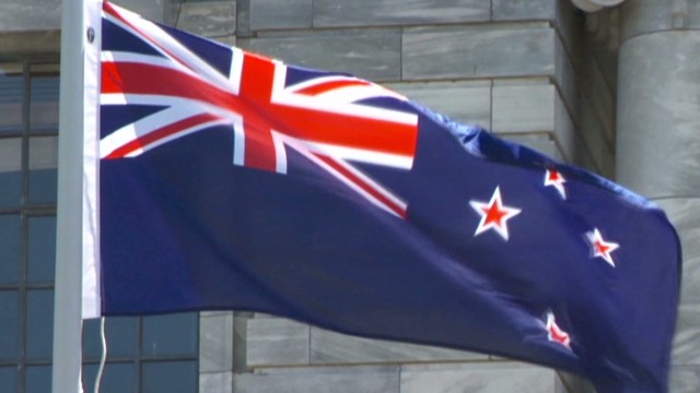 New Zealand flag controversy