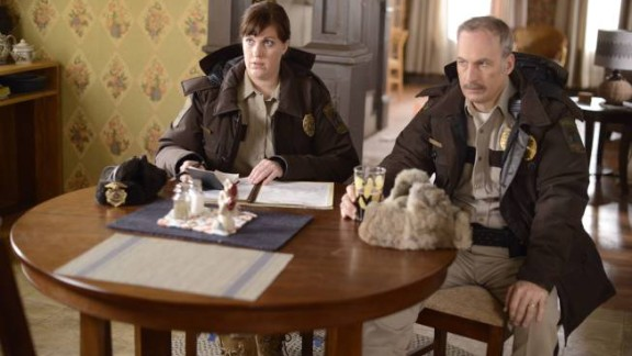 "The Outstanding Miniseries category is one of multiple nominations for newcomer ""Fargo."" It competes against ""American Horror Story: Coven,"" ""Bonnie & Clyde,"" ""Luther,"" ""The White Queen"" and ""Treme."