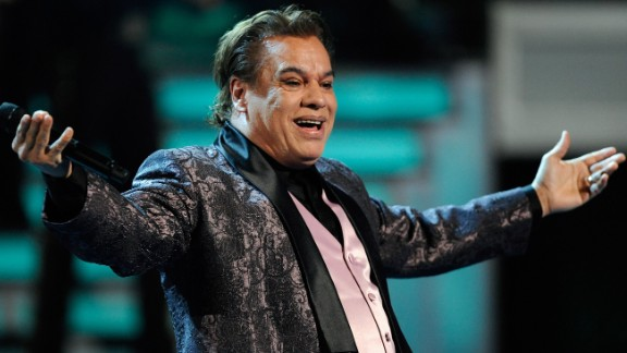 Mexican music icon Juan Gabriel, who wooed audiences with soulful pop ballads that made him a Latin American music legend, died August 28 at the age of 66.