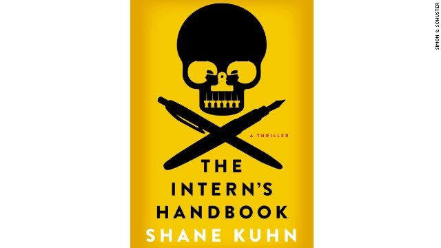 """The Intern's Handbook"" is author Shane Kuhn's first novel."