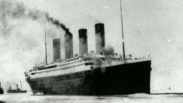 Titanic Fast Facts