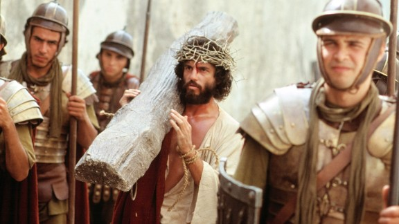 "The 1980 TV movie ""The Day Christ Died"" starred a pre-""Princess Bride"" Chris Sarandon as Jesus. While many biblically based films like to explore Jesus' entire life or a large chunk of his adulthood, ""The Day Christ Died"" only required Sarandon to portray him during the crucial moments of his arrest and crucifixion."