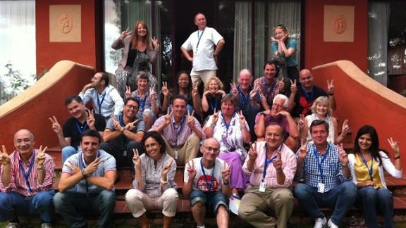 Teaching English in Segovia, Spain