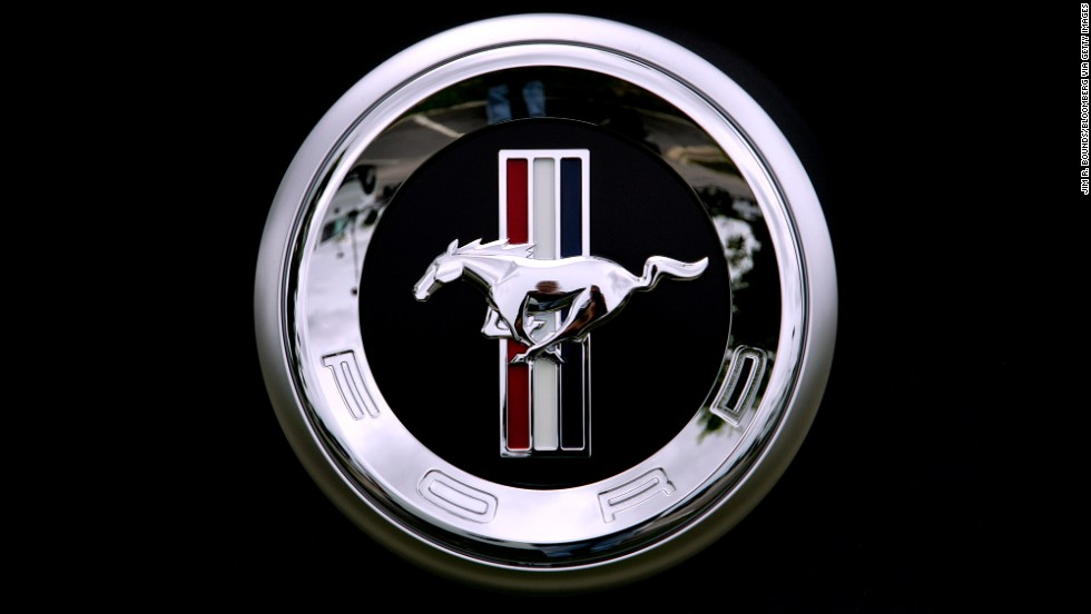 Fords Mustang Turns 50