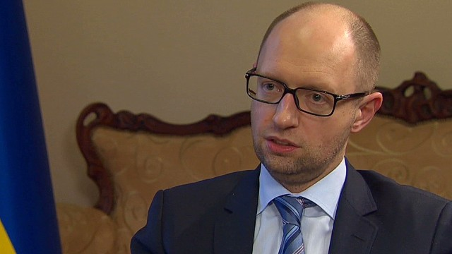 Ukraine PM skeptical of Russian deal