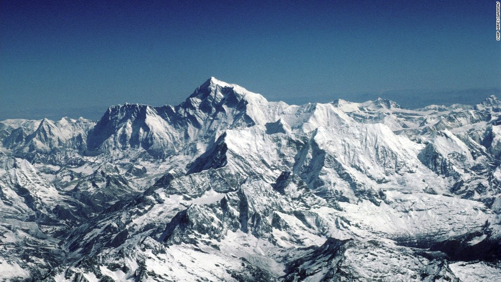 The 1996 climbing season was one of the deadliest, when 15 people died on Everest, eight in a single storm in May of that year.