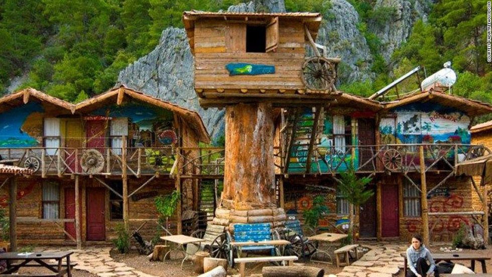 15 Quirky Hotels Around The World   CNN Travel