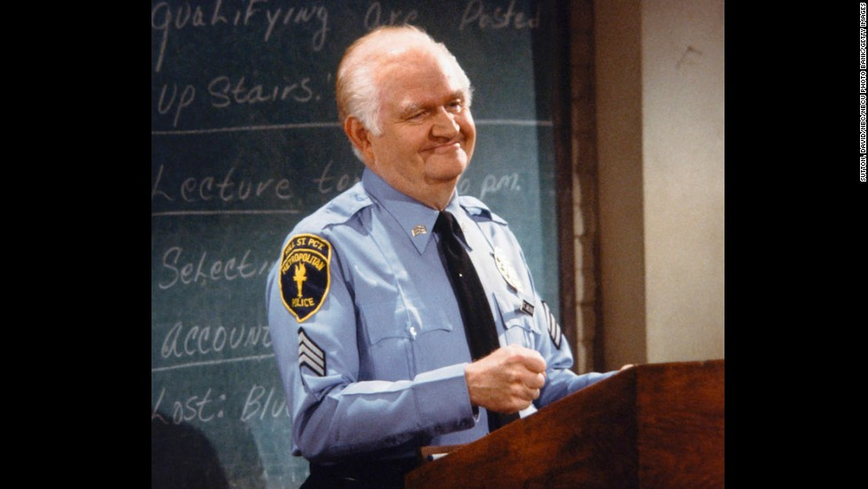 "Robert Prosky came to ""Hill Street"" from a long stint with Washington's Arena Stage, as well as appearances in ""Christine"" and ""The Natural."" He played Sgt. Stanislaus ""Stan"" Jablonski, who took over from Michael Conrad's Esterhaus."