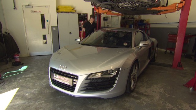 YouTube star buys his own supercar