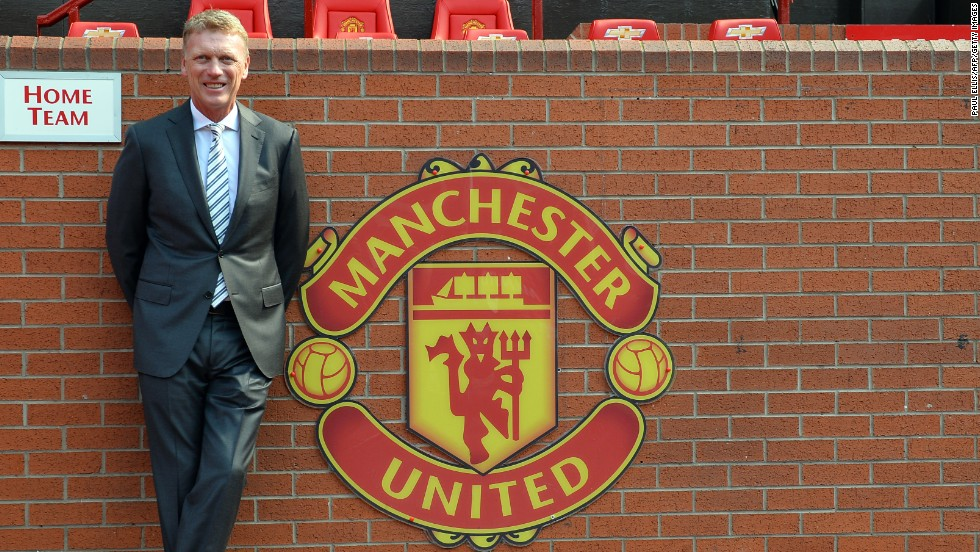 Moyes was Ferguson's personal choice to succeed him as the next manager of United following his impressive work at Everton. He signed a six-year deal on May 9 but lasted just 10 months.