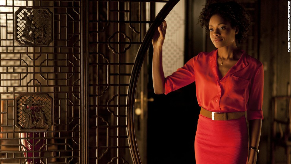 "James Bond's boss, M, has one heck of a secretary. Eve Moneypenny, here in 2012's ""Skyfall,"" is actually a field agent who understands top-secret reports involving British super-spies. Information management and presentation development is <a href=""http://www.administrativeassistants.com/duties/"" target=""_blank"">a highly sought skill</a> for administrative assistant positions."