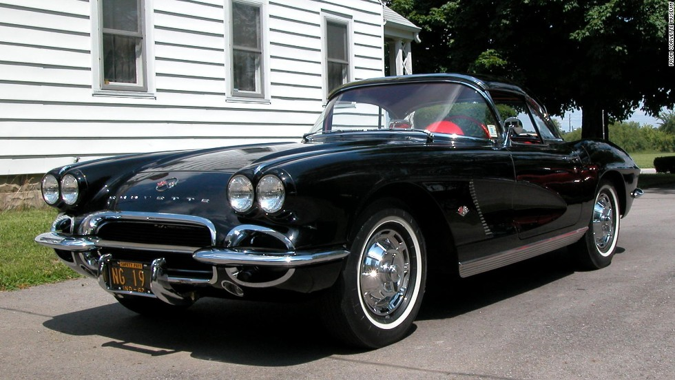 "The third car that will be restored is a 1962 beauty dubbed the ""Black Corvette. It's been deemed just too old for GM to handle. The company says it no longer has the institutional knowledge required to properly put it back in shape. That job is expected to be done by a hand-picked restoration specialist team, the museum said. ""We haven't identified who's fixing it yet."""