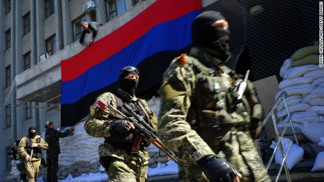 Ukrainian-Russian truce shattered
