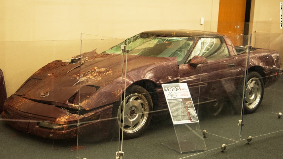 National Corvette Museum >> Some Sinkhole Wrecked Corvettes At Kentucky Museum May Not Get Fixed