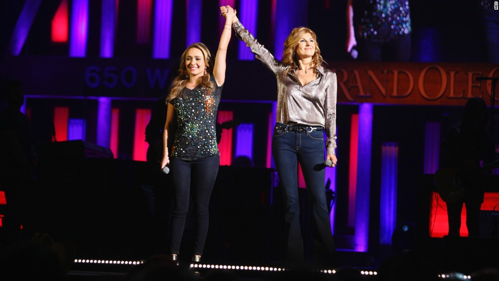 "<strong>""Nashville"" </strong>: Love, rivalry and country music all come into play in the ABC drama starring Hayden Panettiere and Connie Britton. (<strong>Hulu</strong>)"