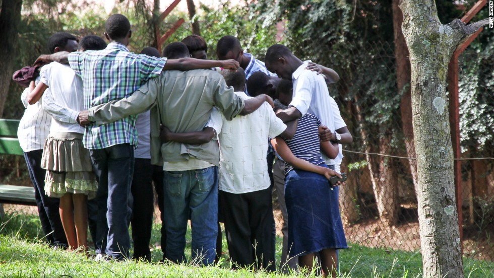 "In Rwanda, young genocide survivors are forming ""artificial families"" to help each other emotionally and financially."
