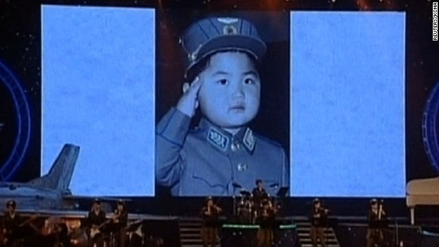 See baby photos of Kim Jong Un