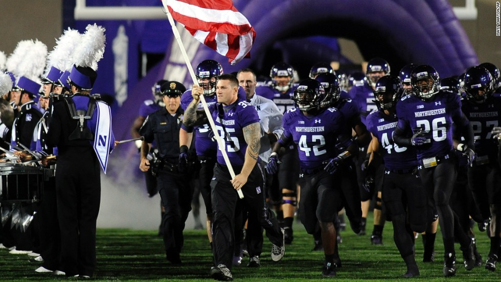 size 40 babe0 f6dc4 Pressure builds as Northwestern football team union vote ...
