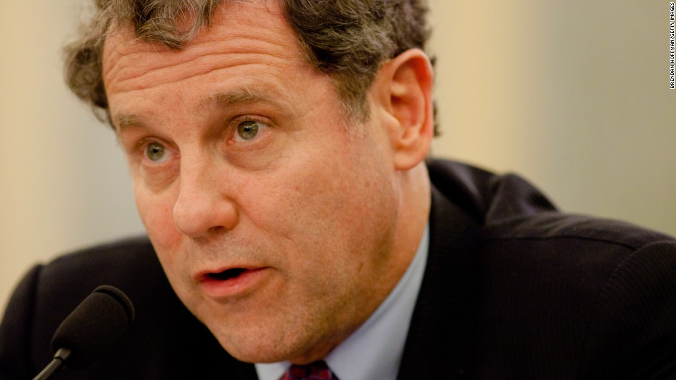 "<strong>U.S. Sen. Sherrod Brown, D-Ohio:</strong> After meeting with Northwestern's Colter and Huma on Capitol Hill last week, Brown said, ""College athletes dedicate the same hours to their sport as full-time employees and deserve the same protections as any other worker."""