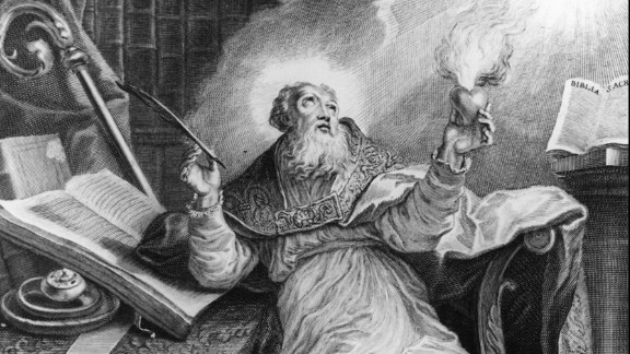 St. Augustine of Hippo is known for many things, including his foundational writings, which have influenced the church for centuries. Less well known, he