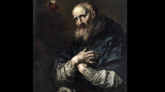 """St. Francis de Sales is the patron saint of scribes and of the deaf. He was a Catholic bishop in the heart of the Protestant Reformation -- 16th century Geneva -- which meant that he had to keep up a steady schedule of preaching and writing. His """"Introduction to the Devout Life,"""" was a runaway best-seller."""