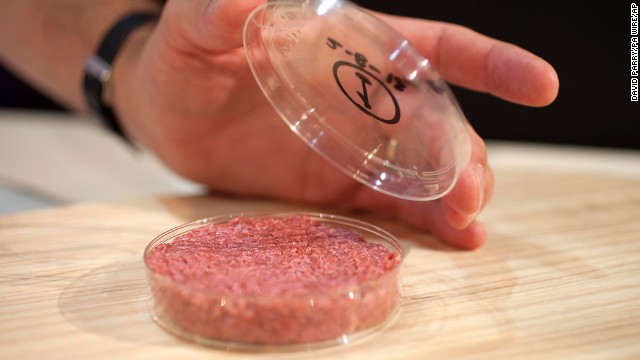 How test-tube meat could be the future of food