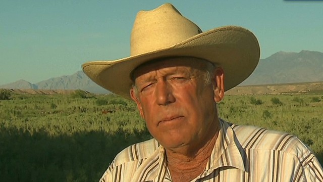 Cliven Bundy on the federal government