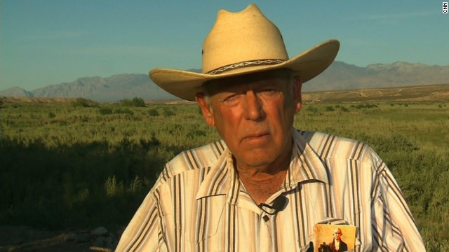 Nevada rancher Cliven Bundy has refused to vacate federally owned land and pay more than $1 million in fees.