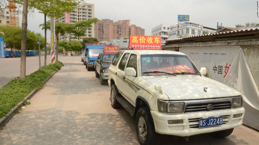 Inside China\'s booming used car market - CNN