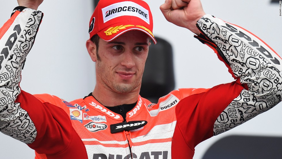 Ducati rider Andrea Dovizioso put himself on the podium in Texas and, after a surprise third-place finish last time out, he's looking forward to testing himself on a new, unknown circuit.