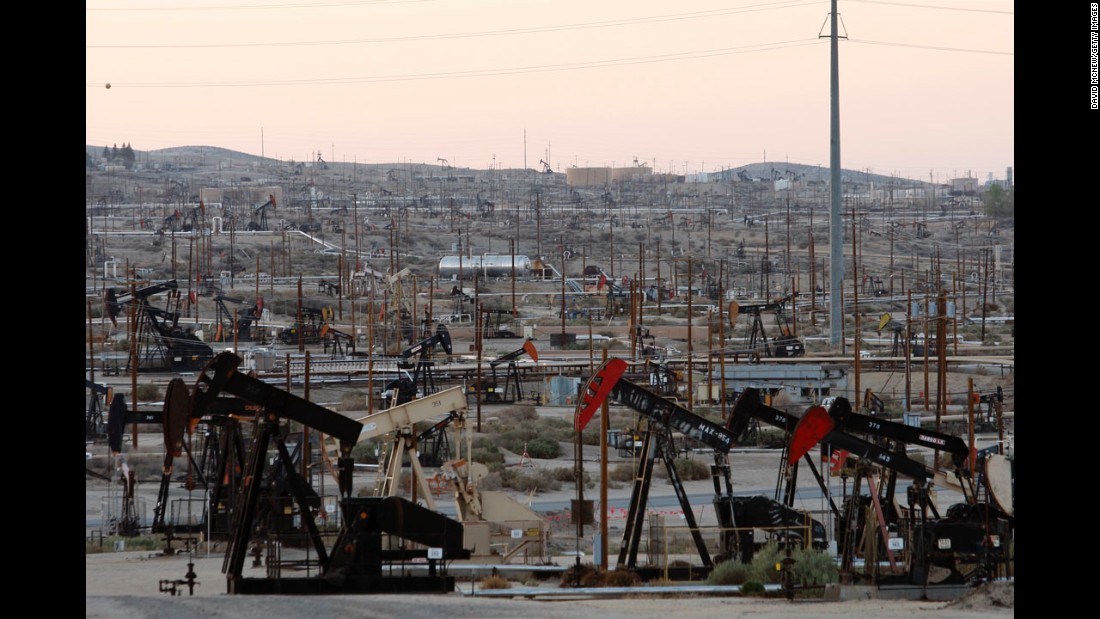 Future of fracking amid low oil prices